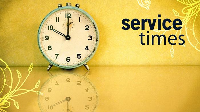 длительность обслуживания